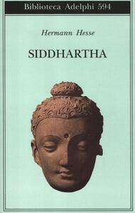 Siddhartha - Hermann Hesse - copertina