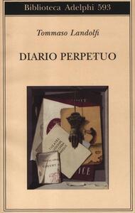 Diario perpetuo - Tommaso Landolfi - copertina