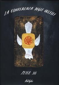 La conferenza degli uccelli - Peter Sís - copertina