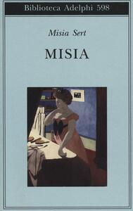 Misia - Misia Sert - copertina
