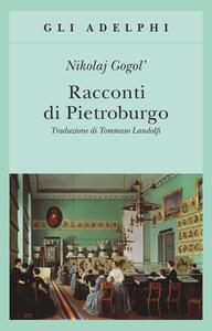 Racconti di Pietroburgo - Nikolaj Gogol' - copertina