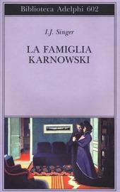 La La famiglia Karnowski copertina