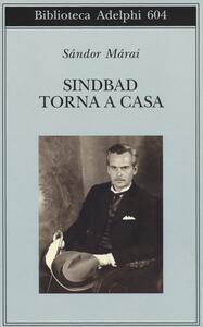Sindbad torna a casa - Sándor Márai - copertina