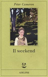 Il weekend - Peter Cameron - copertina