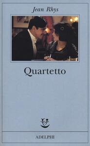 Quartetto - Jean Rhys - copertina