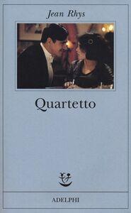 Libro Quartetto Jean Rhys