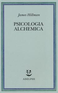 Psicologia alchemica - James Hillman - copertina