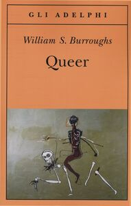 Libro Queer William Burroughs