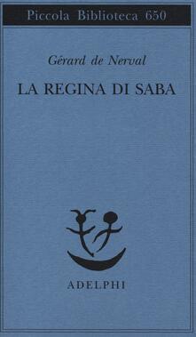 La Regina di Saba - Gérard de Nerval - copertina