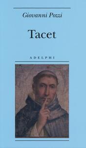 Tacet - Giovanni Pozzi - copertina