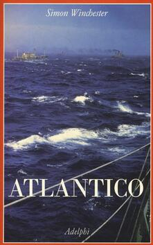 Atlantico - Simon Winchester - copertina
