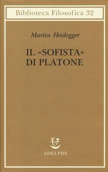 Daddyswing.es Il «Sofista» di Platone Image