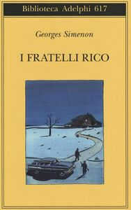 Libro I fratelli Rico Georges Simenon