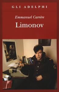 Limonov - Emmanuel Carrère - copertina
