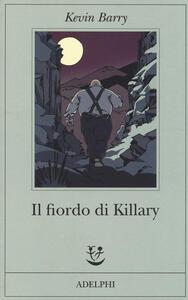 Il fiordo di Killary - Kevin Barry - copertina