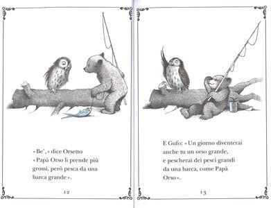 Libro Papà Orso torna a casa Else Holmelund Minarik 2