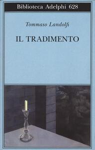 Il tradimento - Tommaso Landolfi - copertina