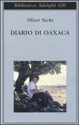 Libro Diario di Oaxaca Oliver Sacks