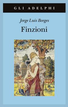 Finzioni - Jorge L. Borges - copertina