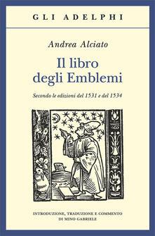 Parcoarenas.it Il libro degli emblemi. Secondo le edizioni del 1531 e del 1534 Image
