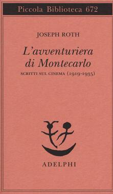 L avventuriera di Montecarlo. Scritti sul cinema (1919-1935).pdf