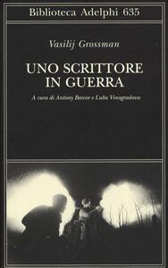 Uno scrittore in guerra (1941-1945) - Vasilij Grossman - copertina