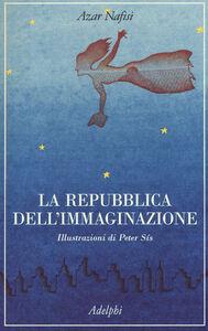 Libro La repubblica dell'immaginazione Azar Nafisi
