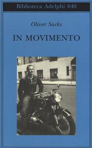In movimento - Oliver Sacks - copertina