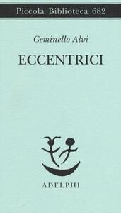 Eccentrici - Geminello Alvi - copertina