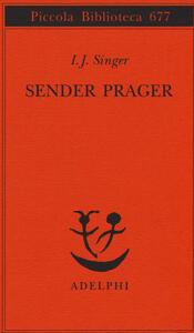 Sender Prager - Israel J. Singer - copertina