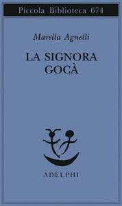La signora Gocà - Marella Agnelli - copertina