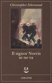 Copertina  Il signor Norris se ne va