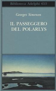 Il passeggero del Polarlys - Georges Simenon - copertina