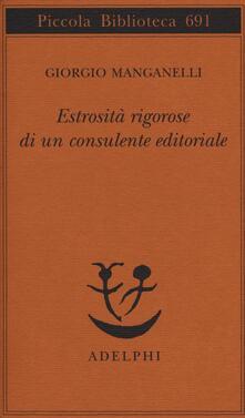 Parcoarenas.it Estrosità rigorose di un consulente editoriale Image