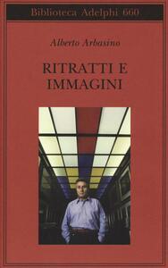 Ritratti e immagini - Alberto Arbasino - copertina