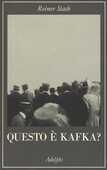 Libro Questo è Kafka? Reiner Stach