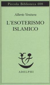L' esoterismo islamico - Alberto Ventura - copertina