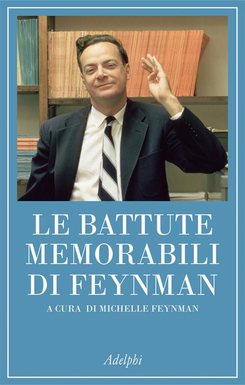 Image of Le battute memorabili di Feynman