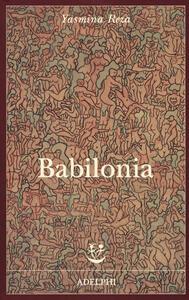 Babilonia - Yasmina Reza - copertina