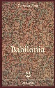 Libro Babilonia Yasmina Reza