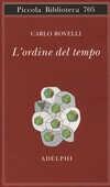 Libro L' ordine del tempo Carlo Rovelli