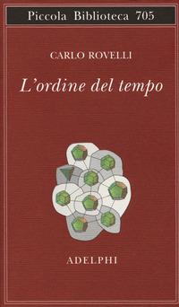 L' L' ordine del tempo - Rovelli Carlo - wuz.it