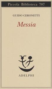 Messia - Guido Ceronetti - copertina
