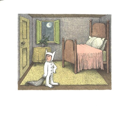 Nel paese dei mostri selvaggi - Maurice Sendak - 2