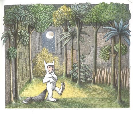 Nel paese dei mostri selvaggi - Maurice Sendak - 3