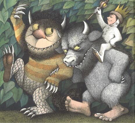 Nel paese dei mostri selvaggi - Maurice Sendak - 5