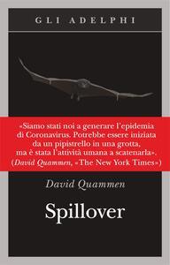 Libro Spillover. L'evoluzione delle pandemie David Quammen