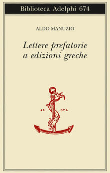 Camfeed.it Lettere prefatorie a edizioni greche Image