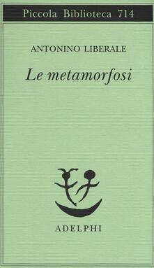 Listadelpopolo.it Le metamorfosi Image
