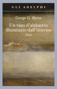 Premioquesti.it Un vaso d'alabastro illuminato dall'interno. Diari Image